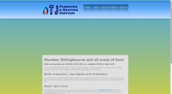 T J Plumbing & Heating Services