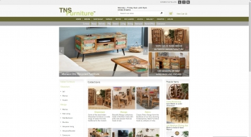 Artisan Rustic Indian Furniture
