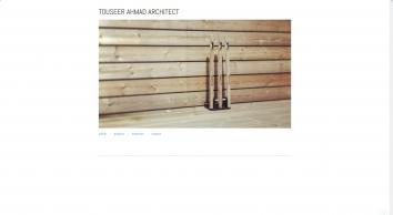 Touseer Ahmad Architect