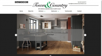 Town & Country Ne Kitchen & Bedrooms