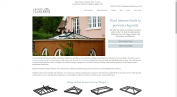Town & Country Roof Lanterns