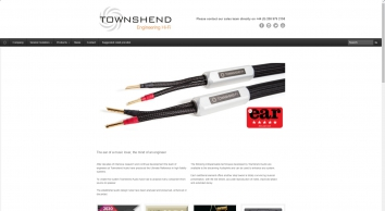Townshend        Audio