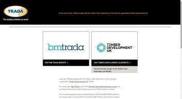 TRADA | Timber Research and Development Association