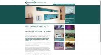 Glass Splashback Specialists, Kitchen Work Surfaces, Bathroom Wall Cladding in Bradford, West Yorkshire, UK