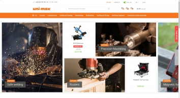 uni-max: Workshop, Home and Garden Equipment