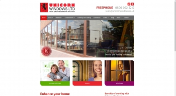 Unicorn Windows Ltd
