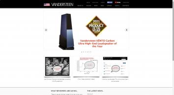Vandersteen Audio High End Speakers   Vandersteen Audio