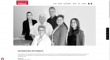 Varia Röttenbach - Das Küchenstudio Prühäuser in Röttenbach bei Erlangen