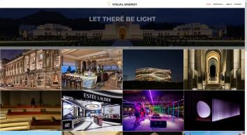 Visual Energy   Lighting Design  UK   Dubai   Singapore