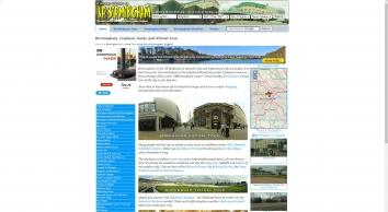 Birmingham UK - Virtual Tour of the City of Birmingham, England