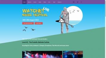 Watchet Live Music Festival