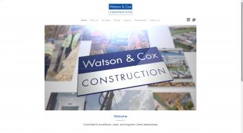 Warner & Cox