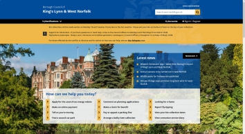 Borough Council of Kings Lynn and West Norfolk, Property Services