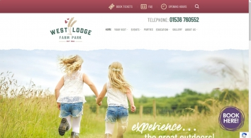 West Lodge Farm Park