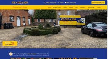 W H Cox & Son Ltd