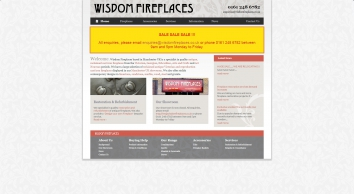 Wisdom Fireplaces