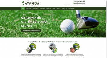 Wolfedale Golf Course