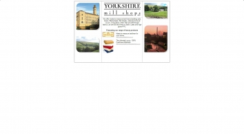 Yorkshire Mill Shops