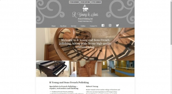 R Young and Sons French Polishing - French Polishing Ltd
