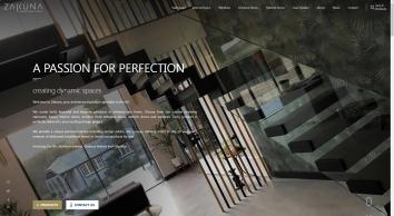 Zakuna | Bespoke Stairs, Doors, Floors, Windows and Wall Cladding