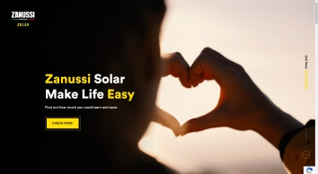 Zanussi Solar Panels