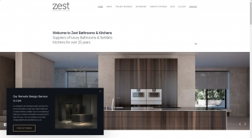Zest | Luxury Bathrooms & SieMatic Kitchens