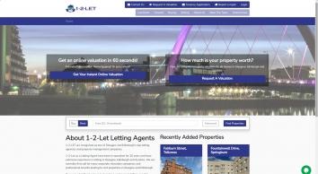 1-2-Let, Glasgow screenshot