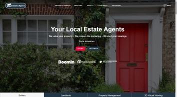 123 Estate Agent Ltd screenshot