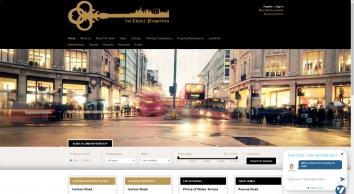 1st Choice Properties screenshot