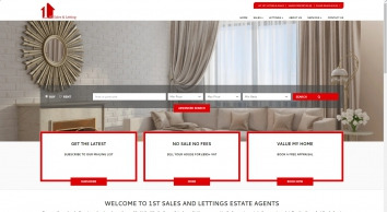 1st Sales & Letting screenshot