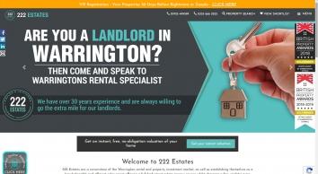 222 Estates Ltd screenshot