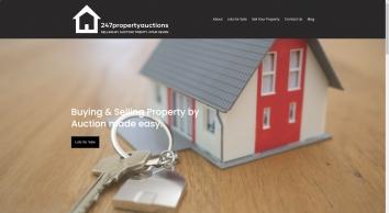 247 Property Auctions  screenshot
