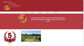 5 Star Town & Country Lettings screenshot