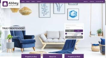 Abbey Lettings & Sales screenshot