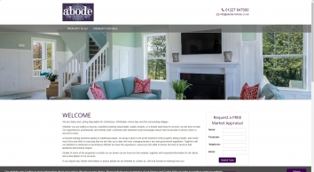 Abode Sales & Lettings screenshot
