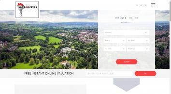 ABS Properties screenshot