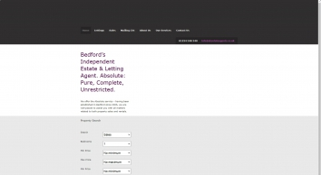 Absolute Estate & Letting Agents screenshot