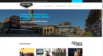Abson Blaza Property Services screenshot