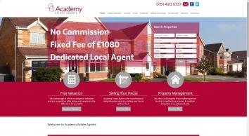 Academy Estate Agents screenshot