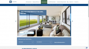 Acorn Property Group, Merseyside screenshot