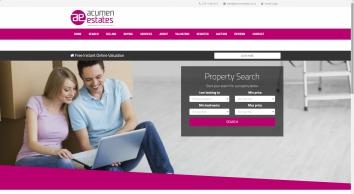 Acumen Estates screenshot