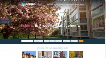 Adams Estates screenshot