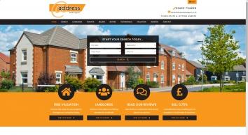 Address Estate Agents screenshot