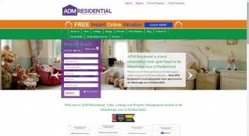 ADM Residential screenshot