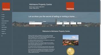 Aitchisons Property Centre screenshot