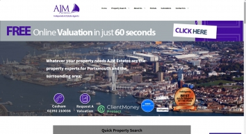 AJM Estates screenshot