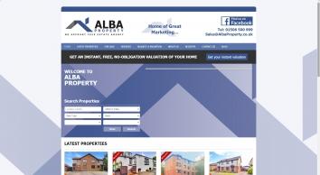 Alba Property screenshot