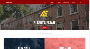 Albert's Estate screenshot