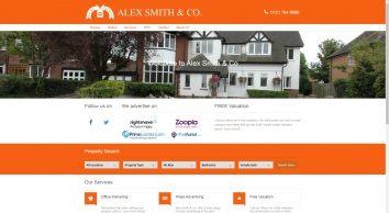 Alex Smith & Co screenshot