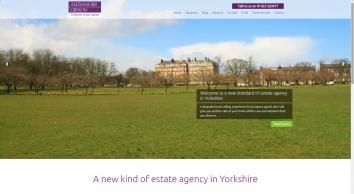 Alexander Gibson Estate Agents screenshot